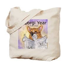 2-CORCAL1 - Cover - The way I see it Tote Bag