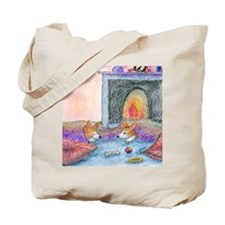 CORCAL2 - Jan -  let us know when spring  Tote Bag
