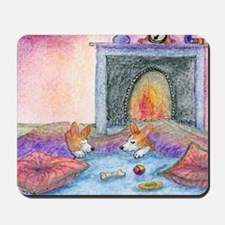 CORCAL2 - Jan -  let us know when spring Mousepad