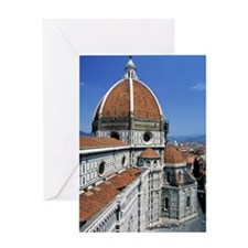 2-florence 14x10_print(V) Greeting Card