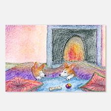 CORCAL2 - Jan -  let us k Postcards (Package of 8)