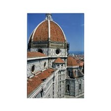 2-florence 14x10_print(V) Rectangle Magnet