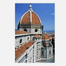 2-florence 14x10_print(V) Postcards (Package of 8)