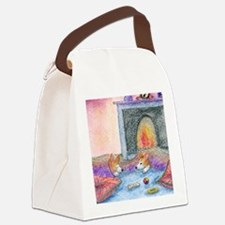 CORCAL2 - Jan -  let us know when Canvas Lunch Bag