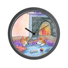 CORCAL2 - Jan -  let us know when sprin Wall Clock