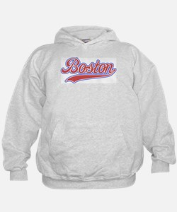 Retro Boston Hoody