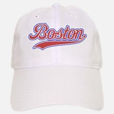 Retro Boston Baseball Baseball Cap