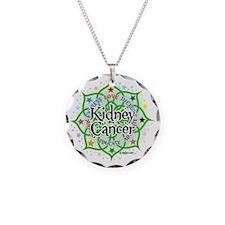 Kidney-Cancer-Lotus Necklace