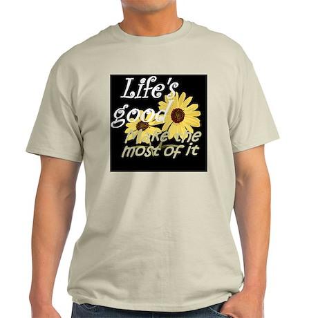 Lifes Good 02 Light T-Shirt