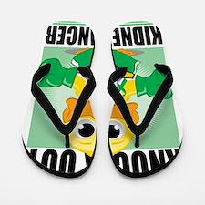 Knock-Out-Kidney-Cancer Flip Flops