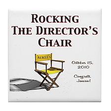 Jensen Ackles, Director Tile Coaster