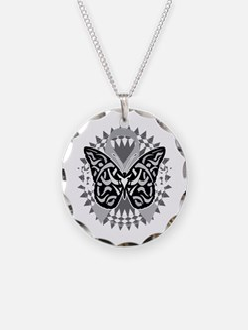 Parkinsons-Disease-Butterfly Necklace