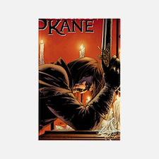 Solomon Kane cover Rectangle Magnet