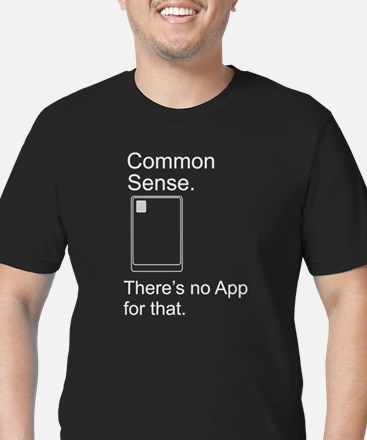 Common Sense App T-Shirt