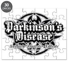 Parkinsons-Tribal Puzzle