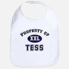 Property of tess Bib