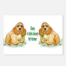 Classy: Cocker Spaniel Postcards (Package of 8)