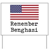 Benghazi Yard Signs