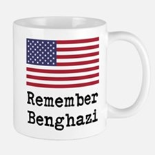 Remember Benghazi Mugs