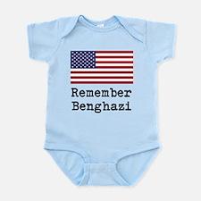 Remember Benghazi Body Suit