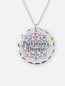 Parkinsons-Lotus Necklace
