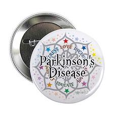"""Parkinsons-Lotus 2.25"""" Button"""