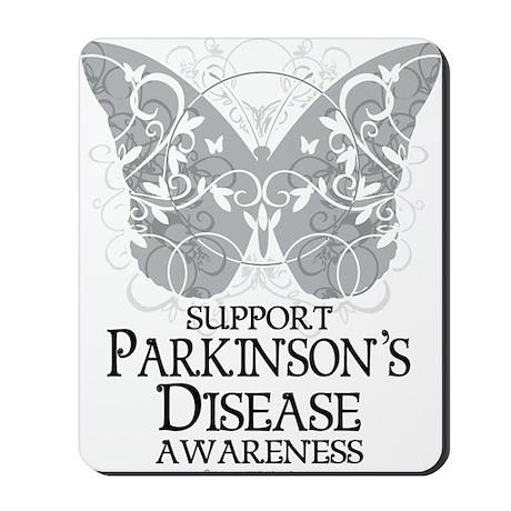 Parkinsons-Butterfly-A Mousepad