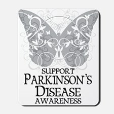 Parkinsons-Butterfly-A Mousepad