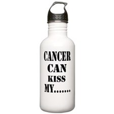 CancerCanFront Water Bottle