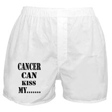 CancerCanFront Boxer Shorts