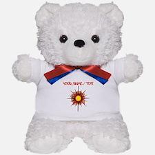 Exploding Star Teddy Bear