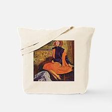 2-Hosiery Ad Tote Bag
