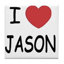 JASON Tile Coaster