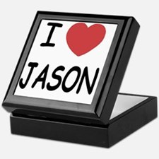 JASON Keepsake Box