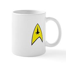 New TrekkieD White Mug