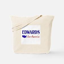 John Edwards for President Tote Bag