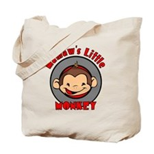 mamawsmonkeyboy Tote Bag