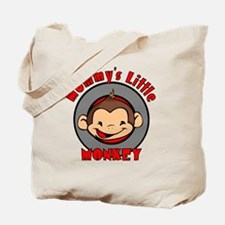 mommyslittle monkeyboy Tote Bag