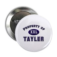 Property of tayler Button