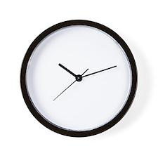 chooch Wall Clock