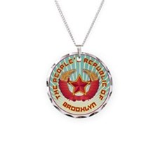 peoples republic brooklyn sh Necklace