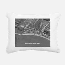 Doheny - 1946 Rectangular Canvas Pillow