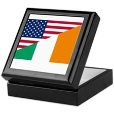 Ireland Keepsake Box