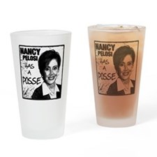 NancyP_POSSE_flat Drinking Glass