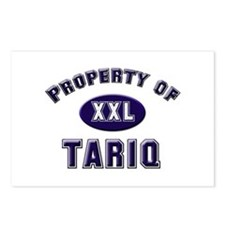 Property of tariq Postcards (Package of 8)