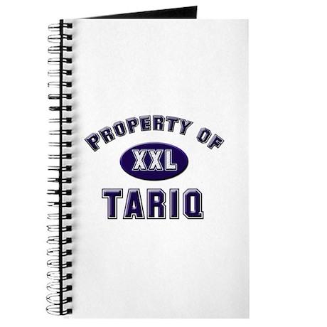 Property of tariq Journal