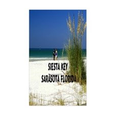 Siesta Key 5.5x8.5 Decal