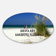 Siesta Key 42x28 Decal