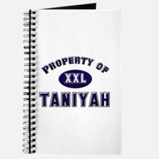 Property of taniyah Journal