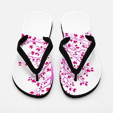 pinktree2 Flip Flops
